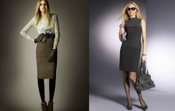 британский стиль в одежде