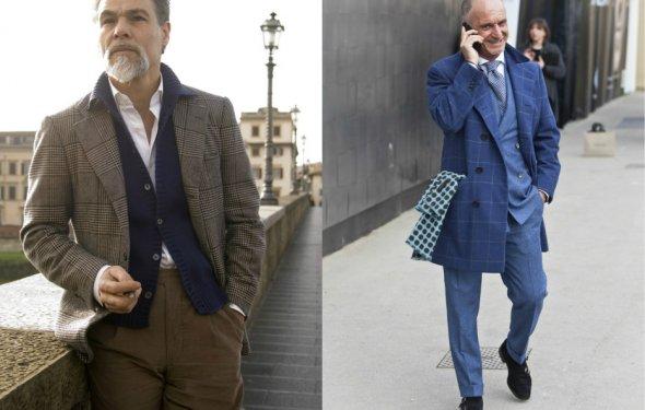 Итальянский стиль мужской