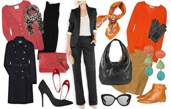 Классический стиль одежды для