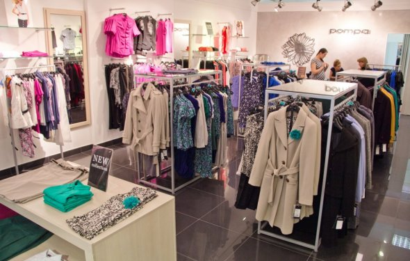 Магазин стильной женской