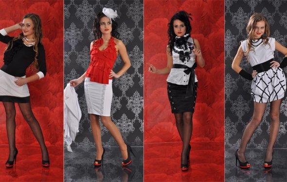 модная стильная одежда