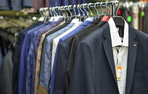 Мужская одежда делового стиля