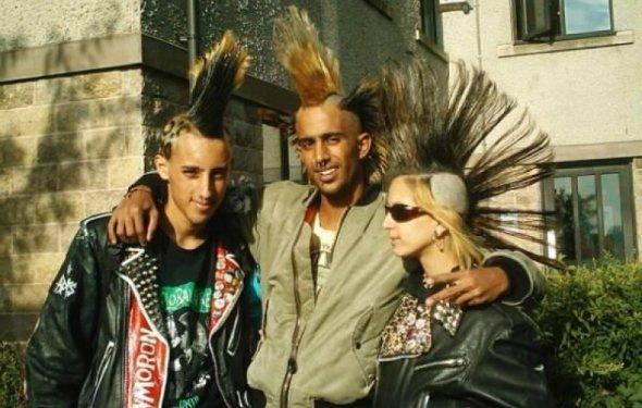 Панк стиль в одежде: как