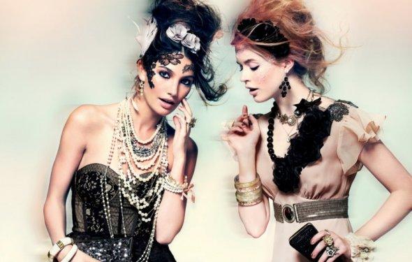 Ретро-стиль в одежде: классика