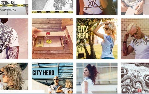 Сайт Cityherowear.com фото