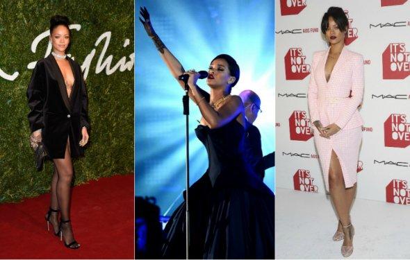 Rihanna стиль одежды
