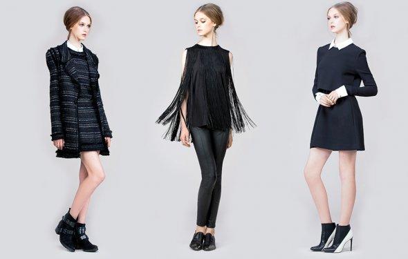 В новом сезоне деловая мода