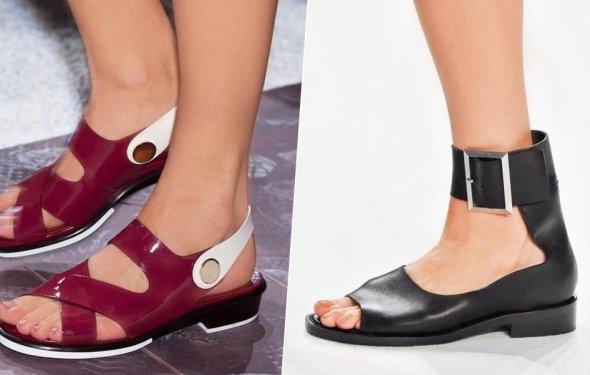 Самая стильная женская обувь