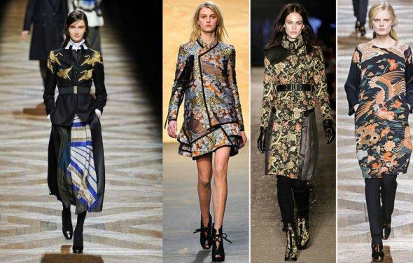 Восточный стиль одежды для