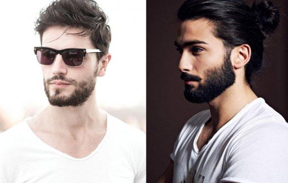 Выбрать прическу мужскую жесткие волосы